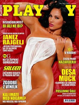 Playboy Slovenia - May 2007