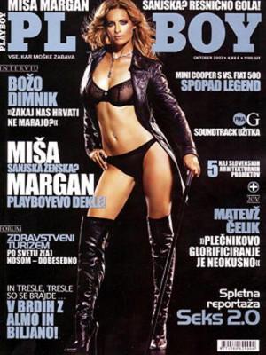 Playboy Slovenia - Oct 2007