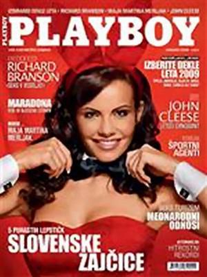 Playboy Slovenia - Jan 2009