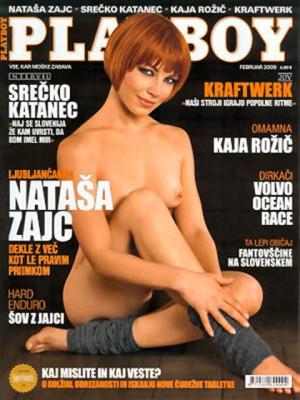 Playboy Slovenia - Feb 2009