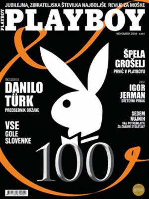 Playboy Slovenia - Nov 2009
