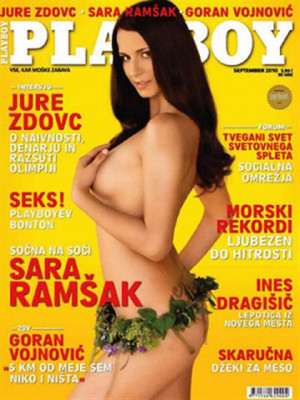 Playboy Slovenia - Sep 2010