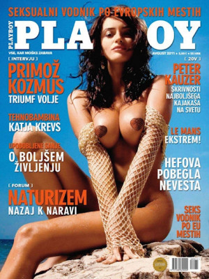 Playboy Slovenia - Aug 2011