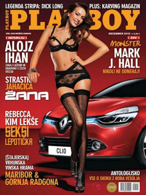 Playboy Slovenia - Dec 2012