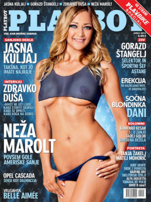 Playboy Slovenia - June 2014