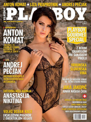 Playboy Slovenia - Dec 2014