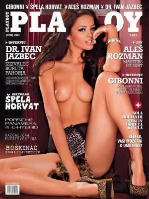Playboy Slovenia - June 2017
