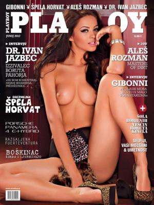 Playboy Slovenia - June 2017