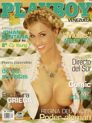 Playboy Venezuela - Jan 2007