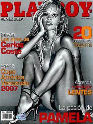 Playboy Venezuela - Jun 2007