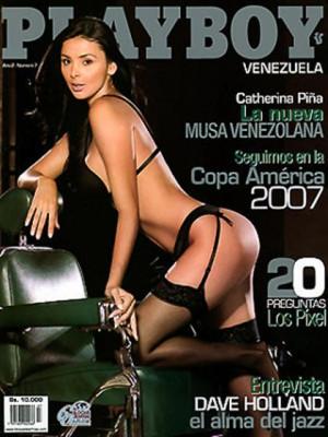 Playboy Venezuela - Jul 2007
