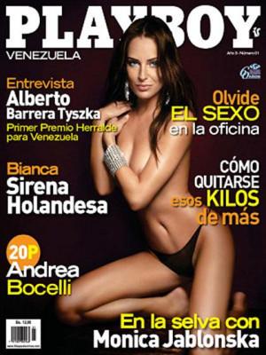 Playboy Venezuela - Jan 2008