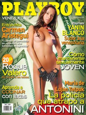 Playboy Venezuela - Mar 2008