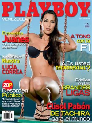 Playboy Venezuela - Apr 2008