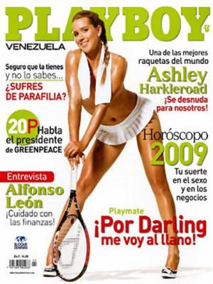 Playboy Venezuela - Jan 2009