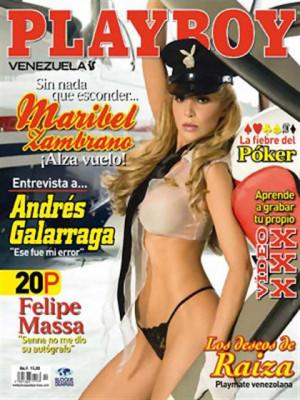 Playboy Venezuela - Apr 2009