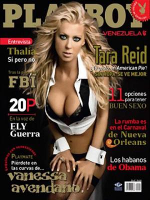 Playboy Venezuela - Feb 2010