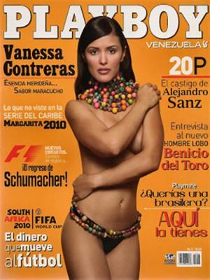 Playboy Venezuela - Mar 2010