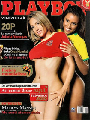 Playboy Venezuela - Jun 2010