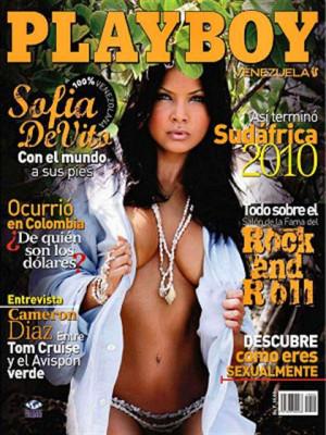Playboy Venezuela - Aug 2010