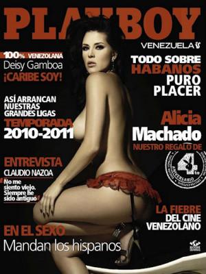 Playboy Venezuela - Oct 2010