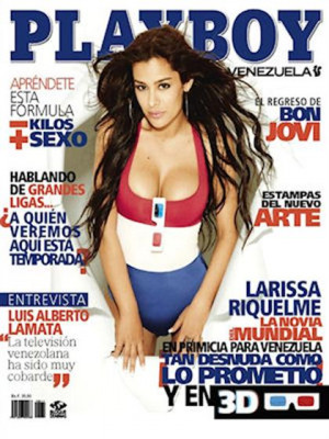 Playboy Venezuela - Nov 2010