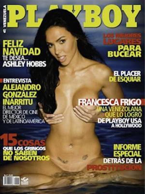 Playboy Venezuela - Dec 2010