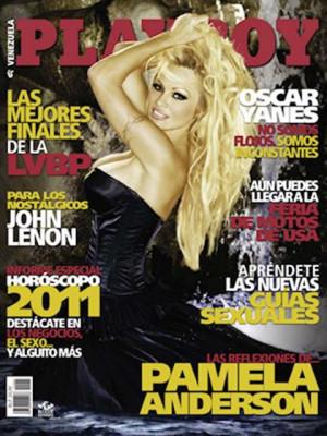 Playboy Venezuela - Jan 2011