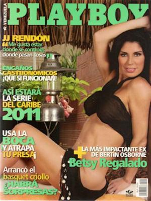Playboy Venezuela - Feb 2011