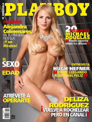 Playboy Venezuela - Apr 2011