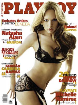 Playboy Venezuela - May 2011