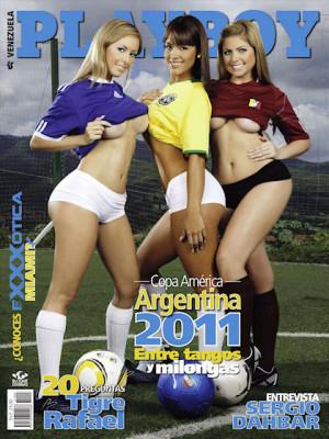 Playboy Venezuela - Jul 2011