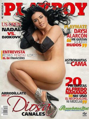 Playboy Venezuela - Aug 2011