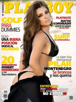 Playboy Venezuela - Sep 2011