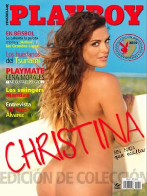 Playboy Venezuela - Oct 2011