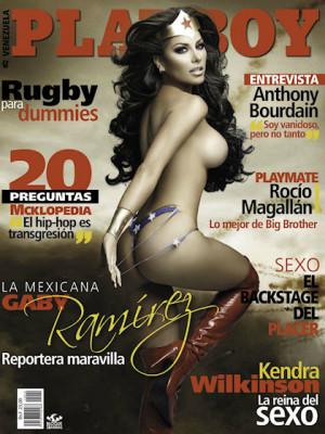 Playboy Venezuela - Dec 2011