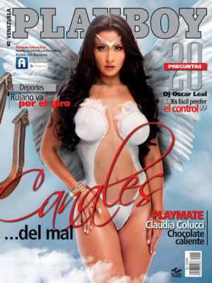 Playboy Venezuela - May 2012