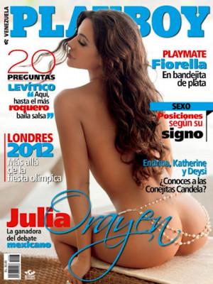 Playboy Venezuela - Jul 2012