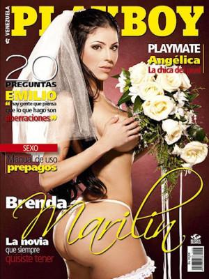Playboy Venezuela - Aug 2012