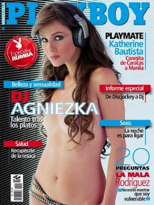Playboy Venezuela - Sep 2012