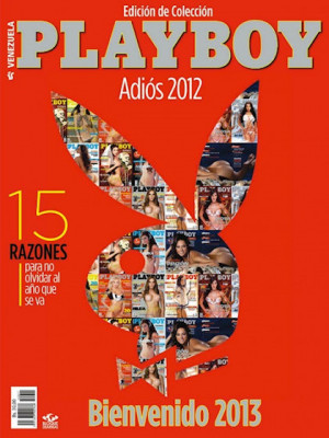 Playboy Venezuela - Dec 2012