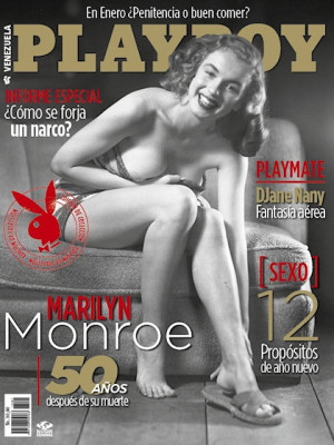 Playboy Venezuela - Jan 2013
