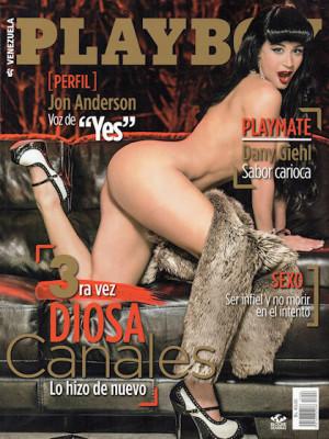 Playboy Venezuela - Jun 2013