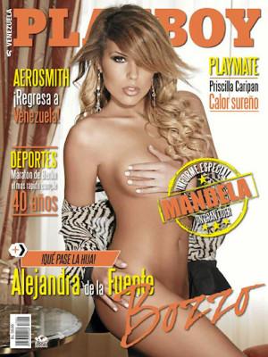Playboy Venezuela - Sep 2013