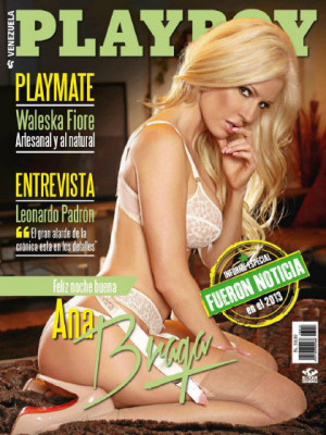 Playboy Venezuela - Dec 2013