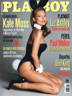 Playboy Venezuela - Jan 2014