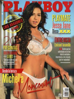 Playboy Venezuela - Mar 2014