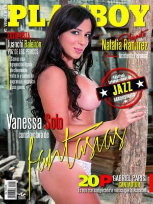 Playboy Venezuela - Sep 2014