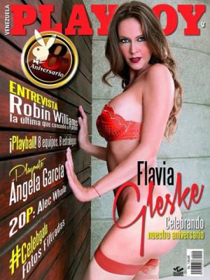 Playboy Venezuela - Oct 2014