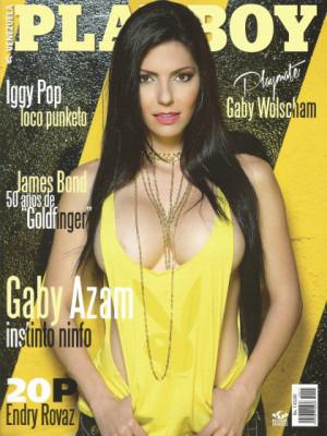Playboy Venezuela - Nov 2014
